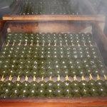 宇治川餅 - 当日販売分のみ毎朝丁寧に蒸し上げております。
