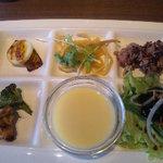 THE BUFFET STYLE SARA - ブッフェの料理の一部②