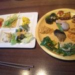 THE BUFFET STYLE SARA - ブッフェの料理の一部①