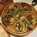 オイスター&ワイン ペスカデリア - 白子のオーブン焼き
