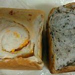 Ippondou - チーズのやつと胡麻のやつ