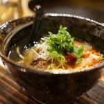 しげ吉 - 梅しそ冷麺