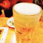 63212012 - 生ビールぷはぁ~