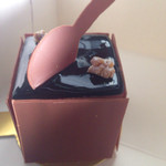 63218907 - チョコレートスプーンが可愛い