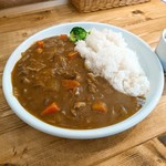 肉バル529 - ごろっとぎゅ~肉カレー