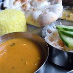 インド料理専門店 ケララハウス - ミックスターリー(2011-1)
