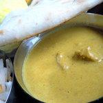 インド料理専門店 ケララハウス - チキンカレー(2011-1)