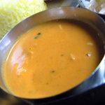 インド料理専門店 ケララハウス - シーフードカレー(2011-1)