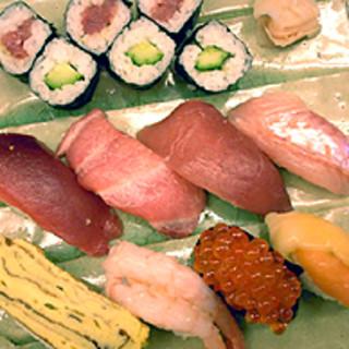松乃寿司 - 料理写真:おきまり 2,500円