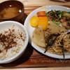 オーガニック レストラン 広場 東京店
