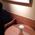 ドトールコーヒーショップ - Lブレンド。