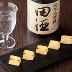 俺のやきとり - クリームチーズの西京焼き