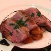 オステリア ウマーノ - 料理写真:ハンガリー産鴨胸肉のグリル