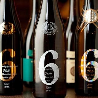 他店を凌駕する日本酒