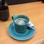 茶和 - ランチセットコーヒー150円