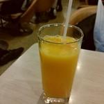 マヅラ喫茶店 - ミックスジュースです♪