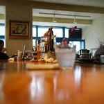 バナナカフェ - カウンター