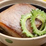 琉美豚のラフテー