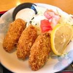 田畑屋 - カキフライ