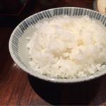 富士喜 - ご飯