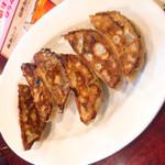 バーミヤン - 焼餃子