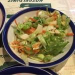 ボスボラス ハサン - サラダ