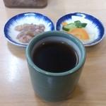 天ぷら はまや - ・サービス品