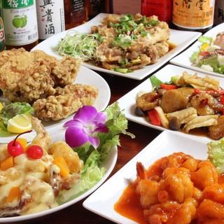 味・ボリューム・価格の3拍子揃った本格台湾料理!