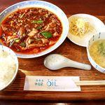 63238991 - 20170227四川麻婆豆腐ランチ