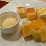 SAVOR - デザート盛り合わせ