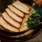 麺屋 葵 - 醤油