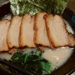 麺屋 葵 - 塩