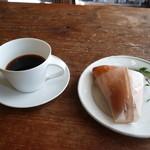 ミンカ - おいしい珈琲とりんごのピロシキ