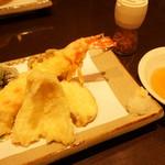 創作和食 田 - 天ぷら