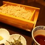 創作和食 田 - 北海道産の蕎麦粉 二八そば
