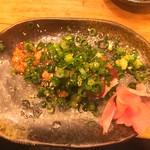 坂上家 - 鴨トロ握り寿司 4軒目のこのタイミングで炭水化物もね(^_−)−☆