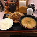 63247134 - 豚汁定食 702円