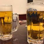 Yokohamachuukagaichuugokuhanten - 生ビール