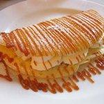 チャプチーノ - 塩バターキャラメルのパンケーキ
