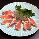 6325919 - 鶏わさ(680円)