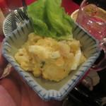 63250373 - ポテトサラダ(¥300)