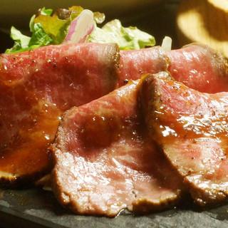 【最高級】びらとり和牛の極上ローストビーフがなんと980円!