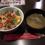 63252575 - 目利きのまかない〜バラチラシ丼〜 820円