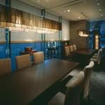 中国料理 吉珍樓 - 個室:店内奥にある上質なテーブル個室。5名様~最大12名様までのご利用が可能な広々とした開放的なお部屋です