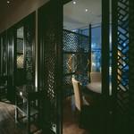 中国料理 吉珍樓 - 2名様~4名様の中国料理定番の円卓テーブル半個室です。