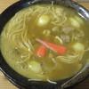 麺遊心 - 料理写真:カレーラーメン