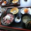 レストラン浜中  - 料理写真:能登牛のローストビーフ丼1500円