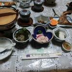 料理民宿 田崎荘 - 料理写真:宴会料理
