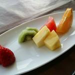 SAVOR - フルーツ盛り合わせ