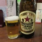 炭火焼 みや澤 - サッポロドラフト